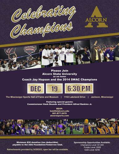 Celebrating Champions Fundraising Reception